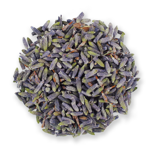 Lavender flowers from The Jasmine Pearl Tea Co.