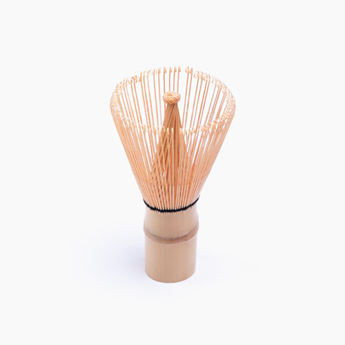 Bamboo Matcha Whisk (Chasen)  |  Teaware from the Jasmine Pearl Tea Co.