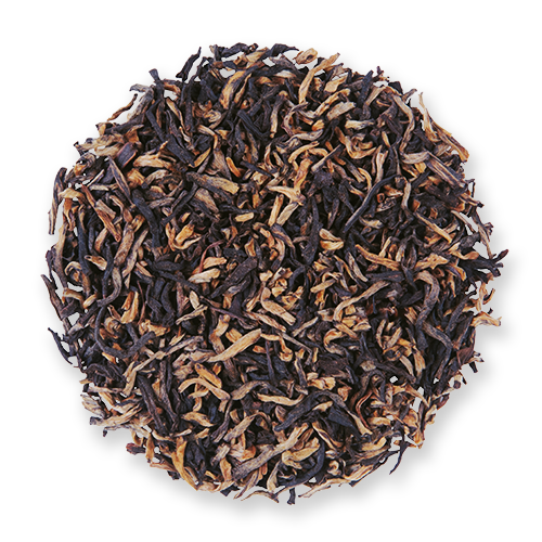 Golden Assam loose leaf black tea from The Jasmine Pearl Tea Co.