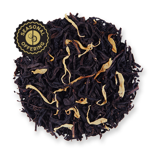 Mango Ceylon loose leaf black tea from the Jasmine Pearl Tea Co.
