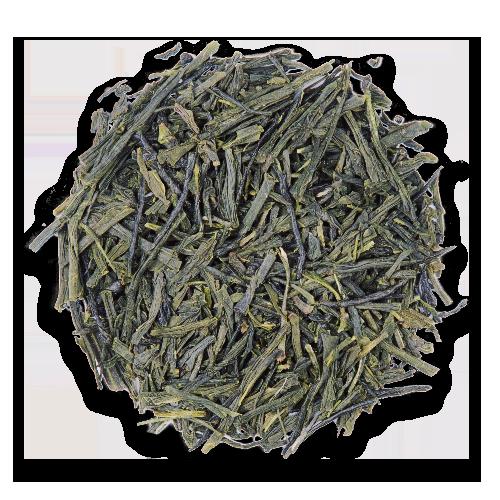 Kirishima Sencha Japanese loose leaf green tea from the Jasmine Pearl Tea Co.