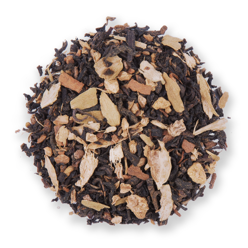 Burnside Chai loose leaf black tea from the Jasmine Pearl Tea Co.