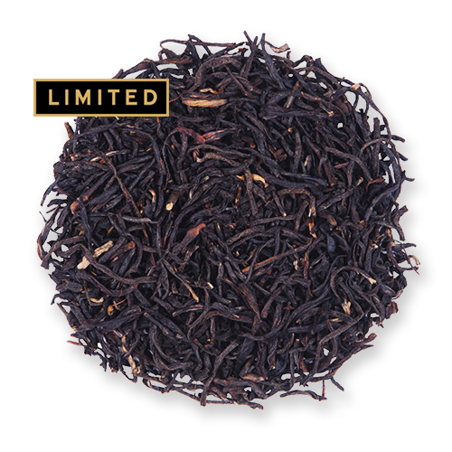Andean Black loose leaf black tea from The Jasmine Pearl Tea Co.