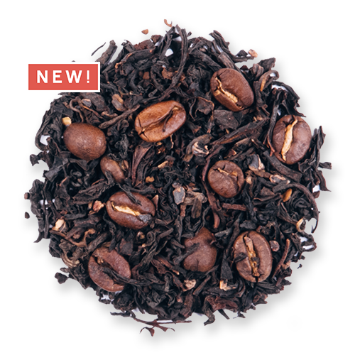 Cascadia Breakfast loose leaf black tea blend from the Jasmine Pearl Tea Co.