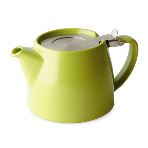 Stump Teapot - LIME