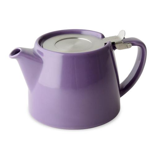 Stump Teapot - PURPLE