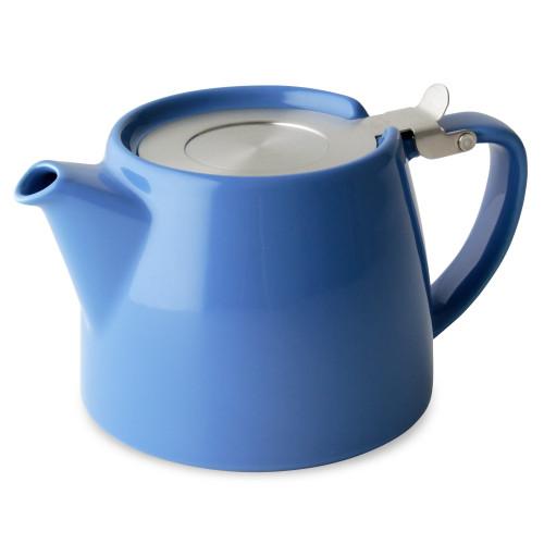 Stump Teapot - BLUE
