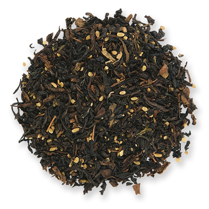 Blackberry Fig loose leaf black tea from The Jasmine Pearl Tea Co.