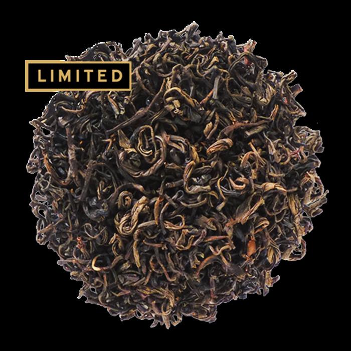 Benifuki loose leaf black tea from The Jasmine Pearl Tea Co.