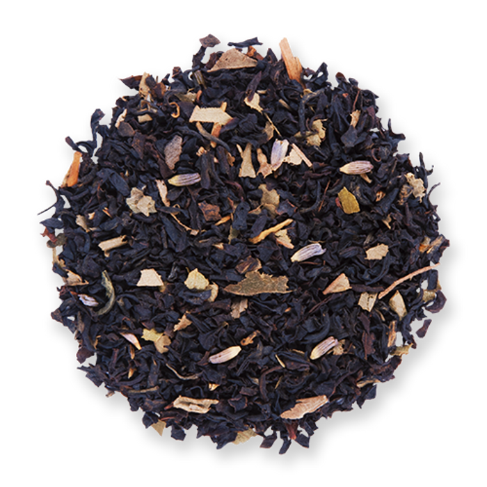 French Breakfast loose leaf black tea from The Jasmine Pearl Tea Co.