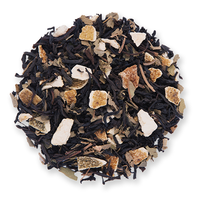 Dame Grey loose leaf black tea from the Jasmine Pearl Tea Co.