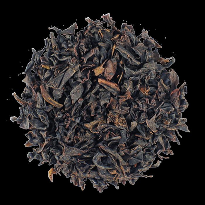 Nilgiri loose leaf black tea from The Jasmine Pearl Tea Co.
