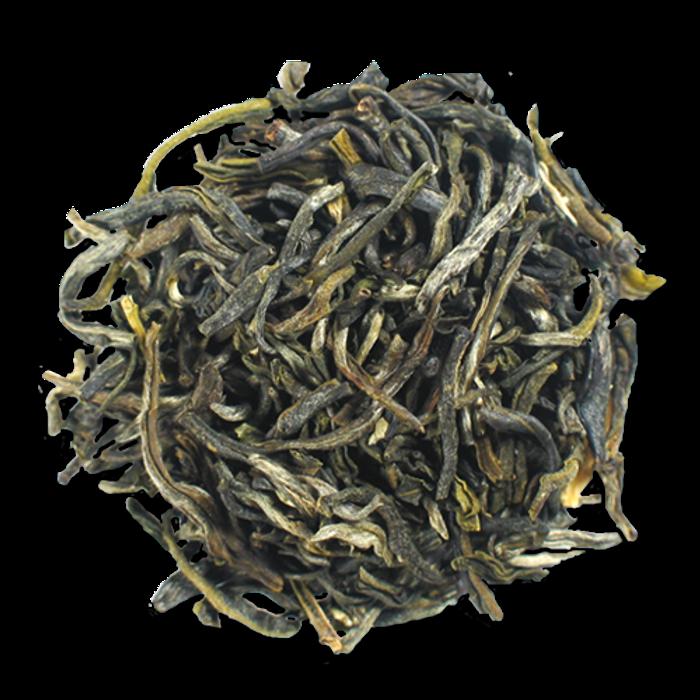 Jasmine Peony loose leaf green tea from The Jasmine Pearl Tea Co.