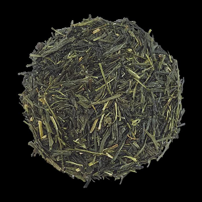Kyushu Sencha loose leaf green tea from The Jasmine Pearl Tea Co.