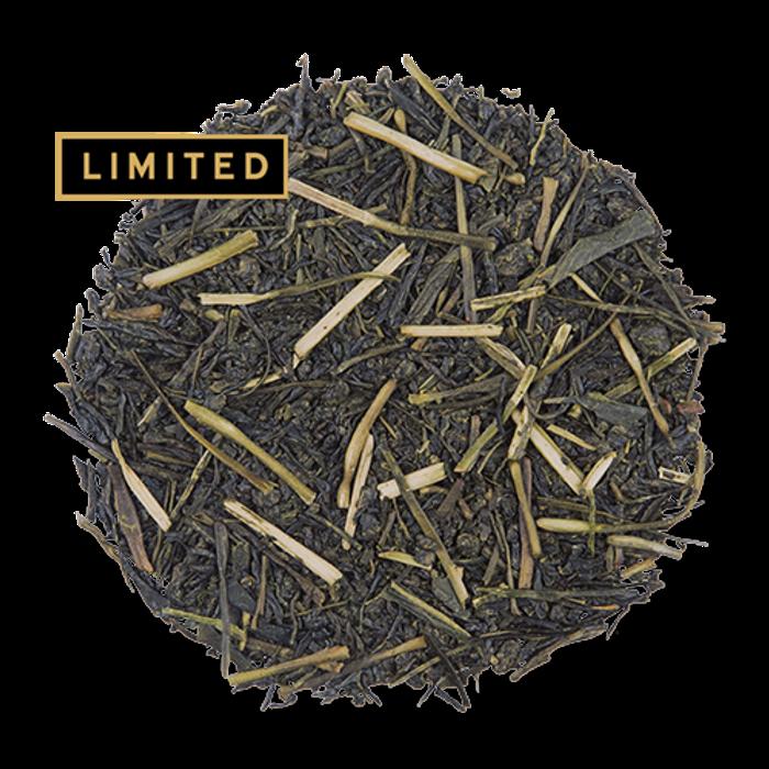 Mayucha Sencha loose leaf green tea from The Jasmine Pearl Tea Co.