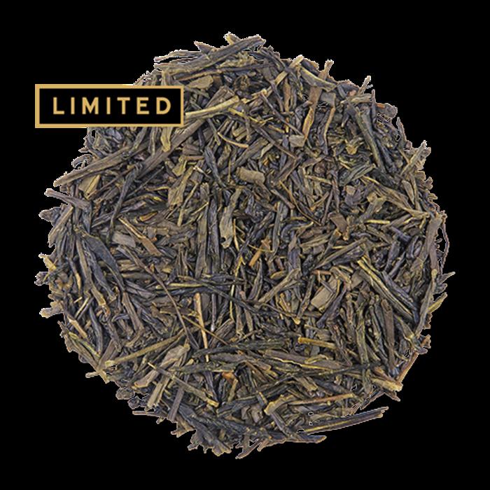Shinko loose leaf green tea from The Jasmine Pearl Tea Co.