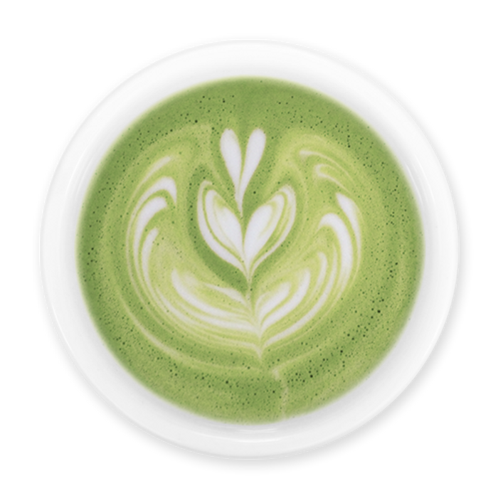 Matcha Latte green tea powdered mix from The Jasmine Pearl Tea Co.
