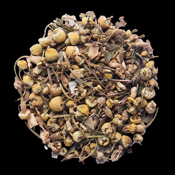 Feel Better loose leaf tea from The Jasmine Pearl Tea Co.