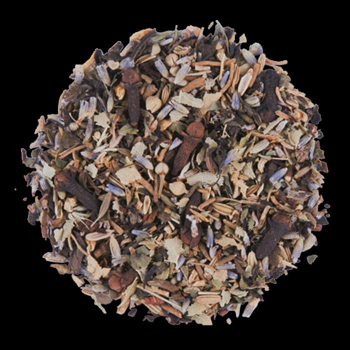 Dream Blend loose leaf tea from The Jasmine Pearl Tea Co.