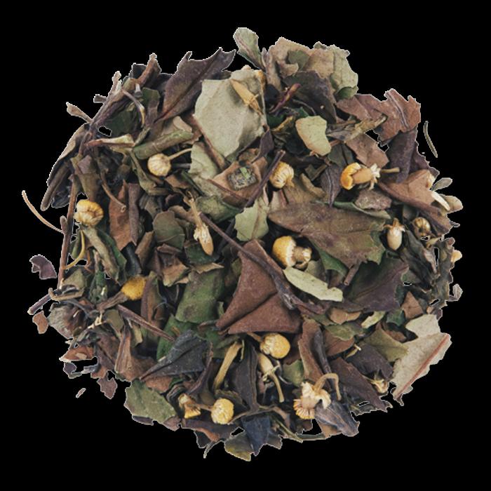 Berry White loose leaf white tea from The Jasmine Pearl Tea Co.