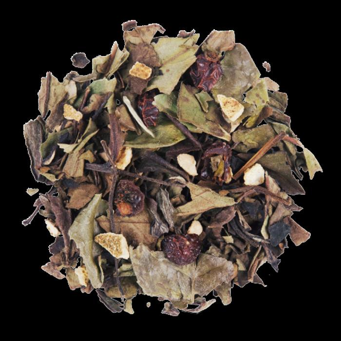 Haiku loose leaf white tea from The Jasmine Pearl Tea Co.