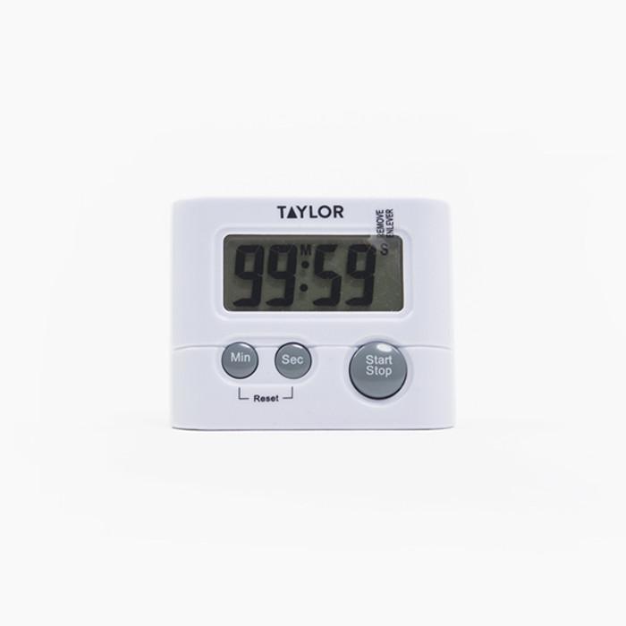 Digital Magnetic Tea Timer from the Jasmine Pearl Tea Co.