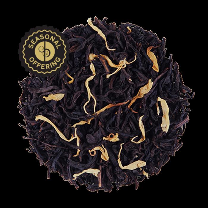 Mango Ceylon loose leaf black tea from the Jasmine Pearl Tea Co.