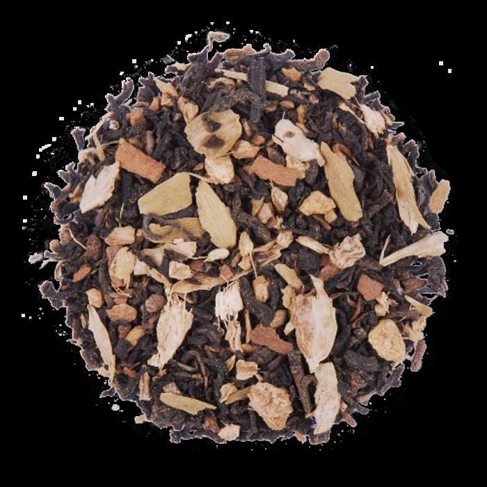 Burnside Chai loose leaf black tea from the Jasmine Pearl Tea Co.