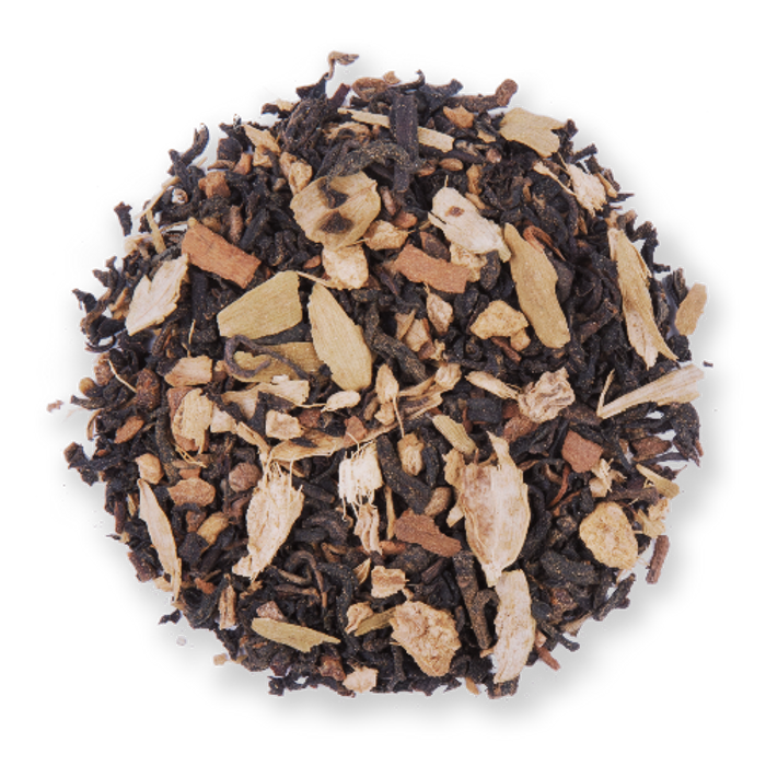 Burnside Chai loose leaf black tea blend from the Jasmine Pearl Tea Co.