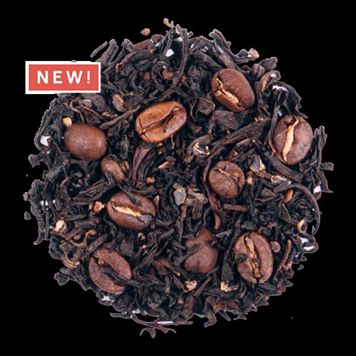 Cascadia Breakfast loose leaf black tea blend from the Jasmine Pearl Tea Co.