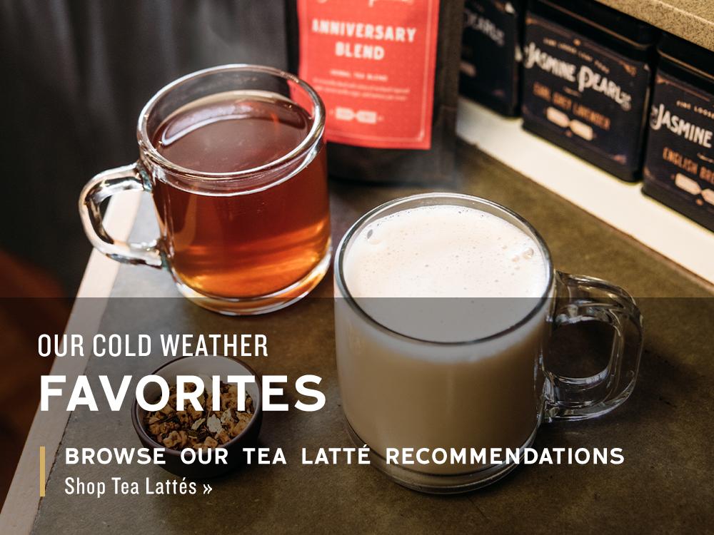 Tea Lattés