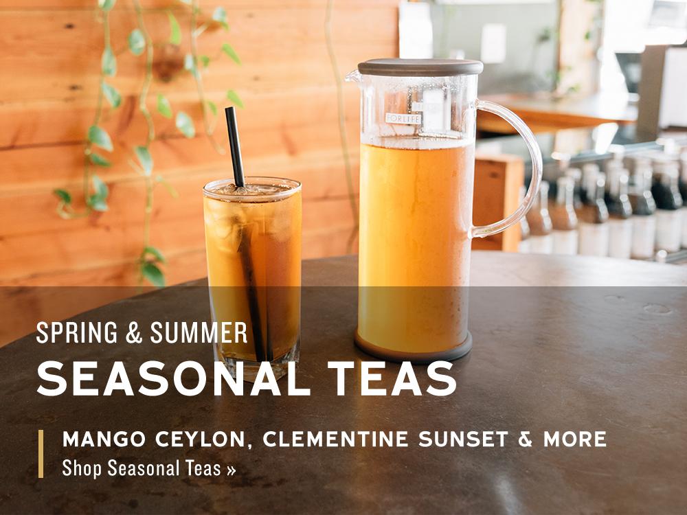 Seasonal Teas