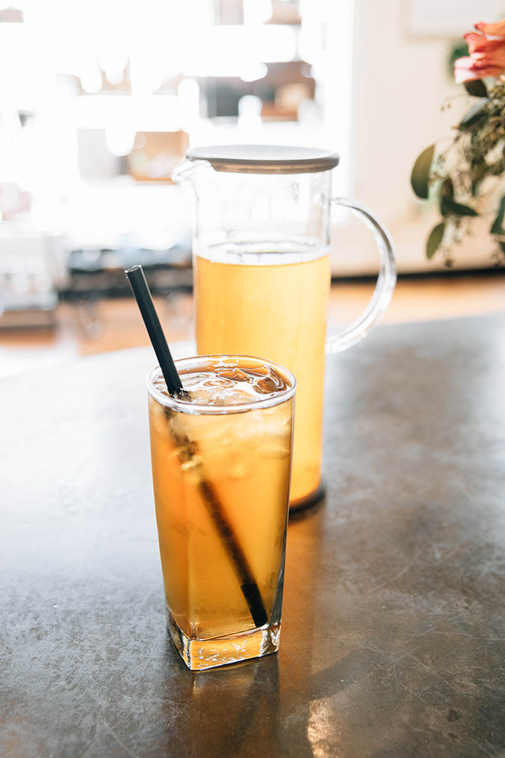 National Iced Tea Month!