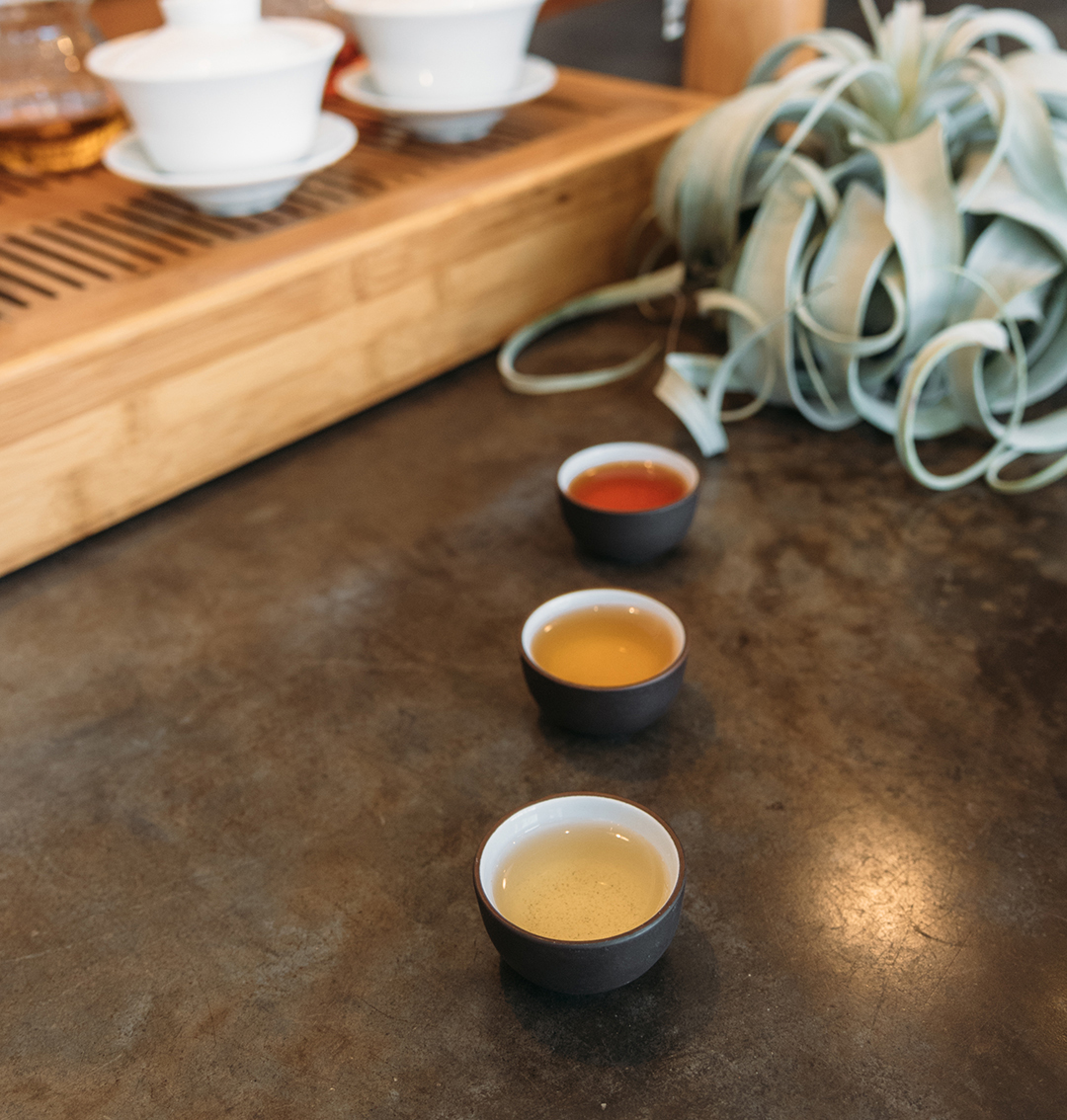 The Jasmine Pearl Tea Company