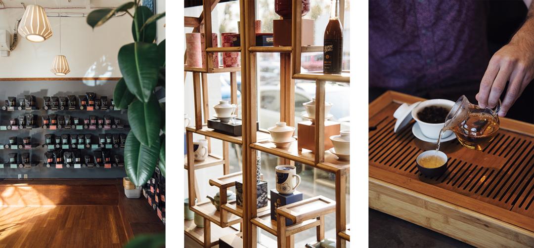 The Jasmine Pearl Tea Shop