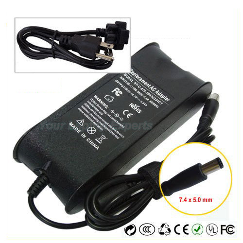 New Dell PA-12 PA12 Family PA-2E Power AC Adapter Charger W/Cord