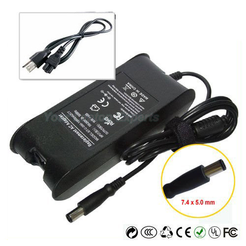 New Dell Inspiron i15RV i15RVT Series AC Adapter Charger W/Cord