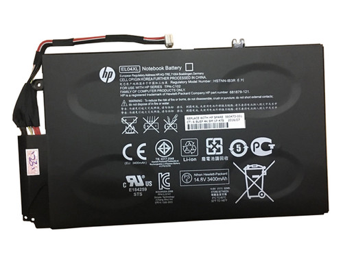 New Orig Genuine 14.8V 52Wh HP Envy 4 4T Series Laptop Battery EL04XL