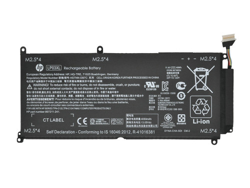 New Original HP Envy 15-AE041NR 15-AE042NR Notebook Battery