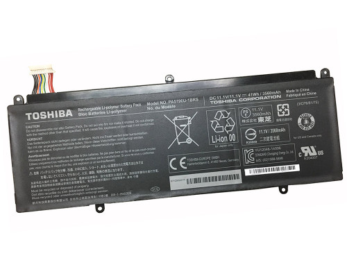 Orig New Genuine Toshiba Satellite Click 2 Pro P30W-BST2N22 Battery