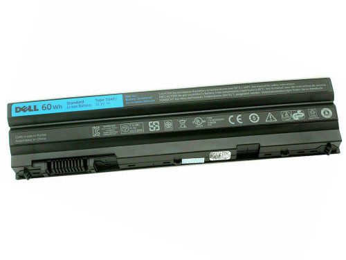 New 11.1V 60Wh Original Dell T54FJ PRRRF M5Y0X NHXVW Laptop Battery