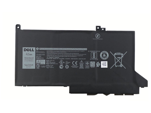 New 11.4V 42Wh Original Dell DJ1J0 PGFX4 ONFOH 451-BBZL Battery