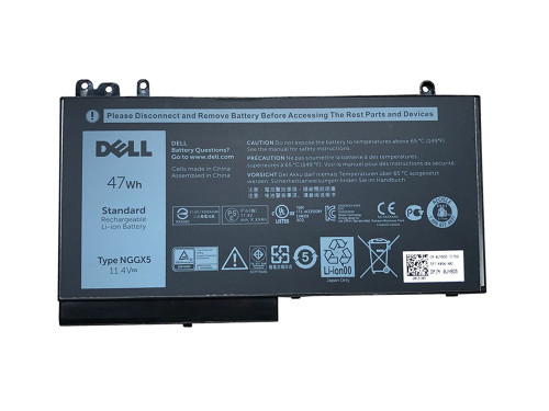 New 47Wh Original Genuine Dell NGGX5 954DF JY8D6 W9FNJ Battery