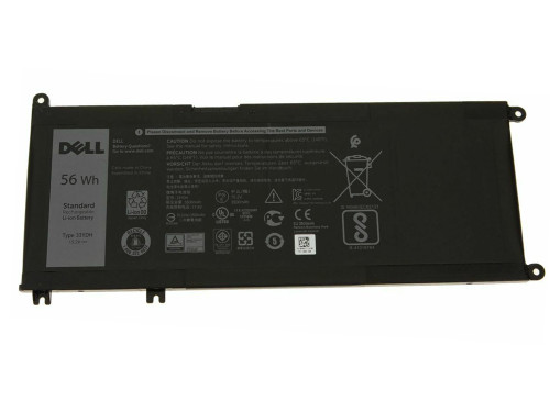 New 15.2V 56Wh Original Genuine Dell G3 17 3779 Battery