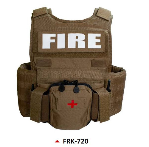 POINT BLANK FRK-720 PLATE CARRIER IIIA ARMOR