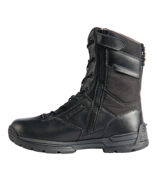 "FIRST TACTICAL WOMEN'S 8""  SIDE-ZIP DUTY BOOTS"