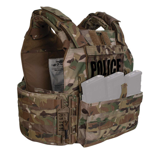 PARACLETE POINT BLANK SRV TACTICAL ARMOR