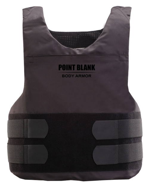 POINT BLANK POINT BLANK ALPHA ELITE AXII BALLISTIC VEST WITH HI LITE CARRIER
