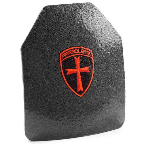 PARACLETE SPEED PLATE PLUS SHOOTERS CUT RIFLE RATED
