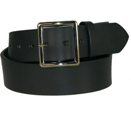 PERFECT FIT LEATHER GARRISION BELT 1.5""